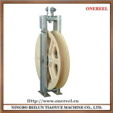 Tiaoyue heavy duty pulley block