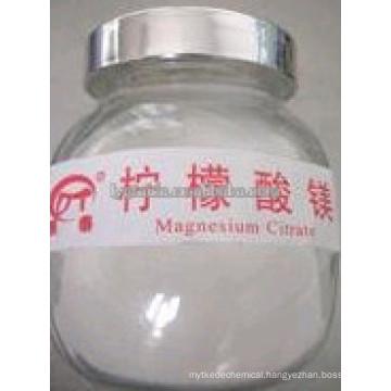 food supplement Magnesium Citrate Food Grade Pharma Grade