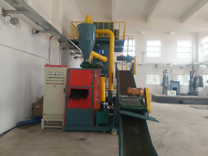PCB recycling machine