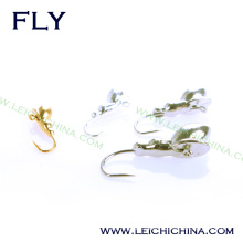 Winter Is Coming Tungsten Ice Jig Fly