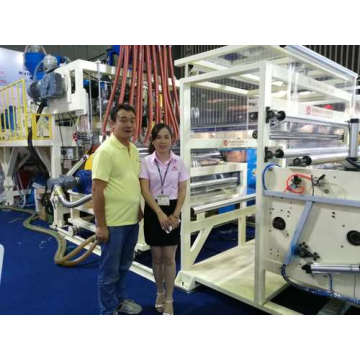 LLDPE Stretch Wrapping Film machines
