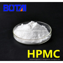 HPMC PUTTY CHIMIQUES Cellulose HPMC Hydroxypropyl Methyl cellulose Poudre HPMC
