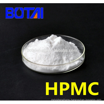 china chemical hydroxy propyl methyl cellulose HPMC