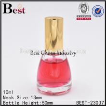 botella clara del vidrio del difusor del coche fabricante libre de China de las muestras 10ml