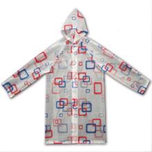 Wholesale Fashion Design Waterproof Rain Jacket for Children