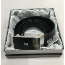 Men'S Belt British Style Casual Trend Leather Belt