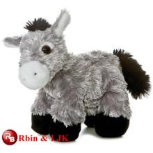 Conheça EN71 e ASTM padrão ICTI brinquedo de pelúcia fábrica de burro enchido