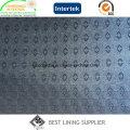 100 Polyester Men′s Jacket Lining Fabric Dobby Lining