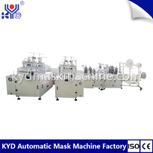 Jenis Bot Disposable Type Face Face Mask Making Machine