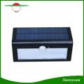 500lm Motion Sensor Waterproof 38 LED Solar Street Light Outdoor Garden Lampada Solar Garden Lamp Wall Sconce