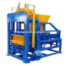 La machine de bloc creux zenith 940 QTF4-15C accomplissent la ligne de fabrication de bloc de béton