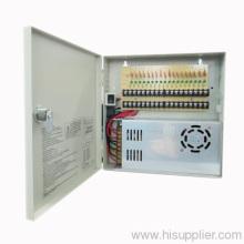 Dc12v Cctv Camera Power Supply Box