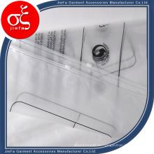 Bolsa de plástico personalizada en alta calidad