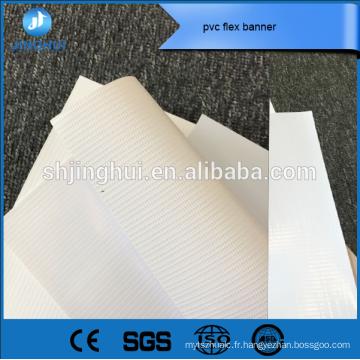 Spécification de bannière flexible d'affaires 440g pvc pour le shopping