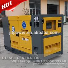 50Гц 400В трехфазный тепловозный генератор 30kva Вэйфан