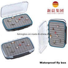 Double Side Clear Fly Box