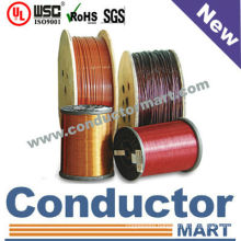 Polyamide-imide 24 awg UL Certificate high voltage magnet wire