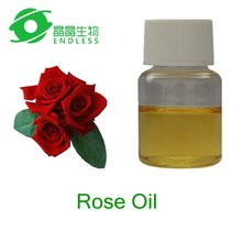 100% pure and natural Rose Oil