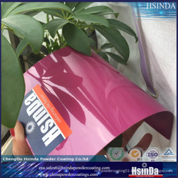Indoor Epoxy Polyester Powder Coating Powder Paint