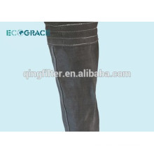 Hot selling Fiberglass woven filtration media glass fiber filter cloth filter bag