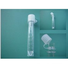 CE Approved Graduation 8cc Test Tube with Cup