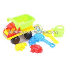 2013 neue Sommer Spielzeug Kunststoff Strand gesetzt