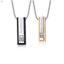 Лучшие продажи оптовая любовь кулон любовь навсегда ожерелье ювелирные изделия