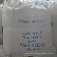 Natriumsulfat wasserfrei 99% Min / Ssa / Natriumsulfat / Glauber Salz / Na2so4