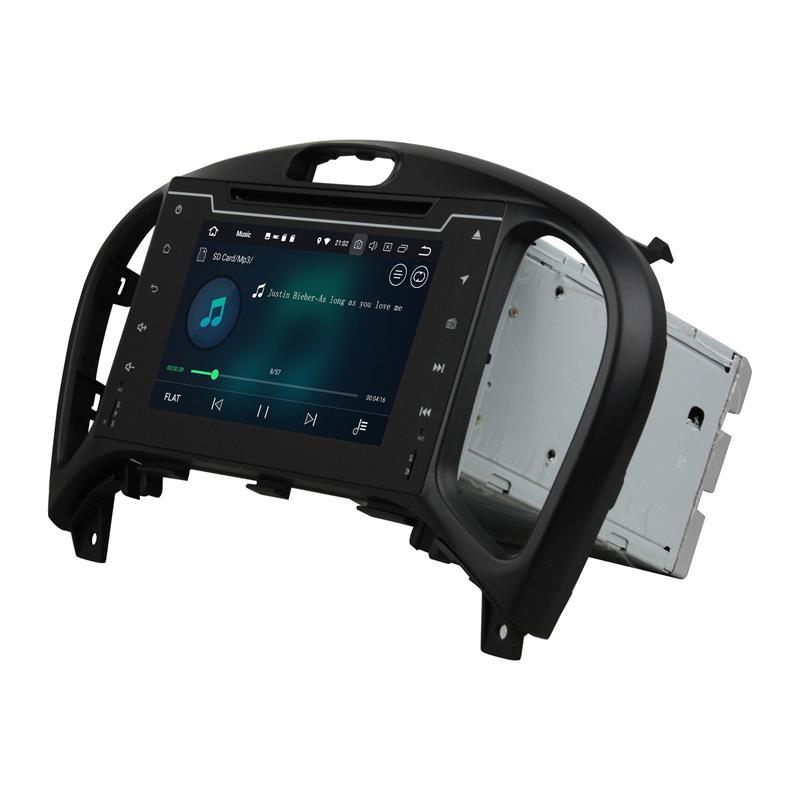 Nissan JUKE android car audio systems China Manufacturer
