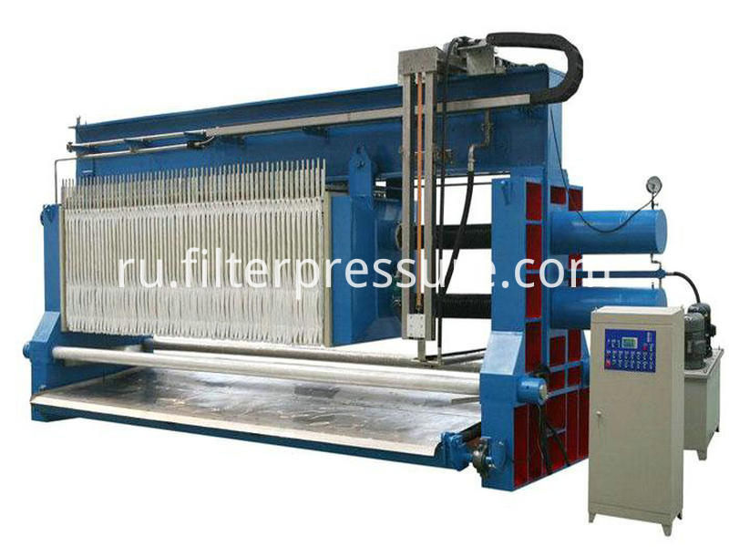 Food Beverage Filter Press