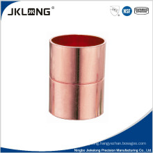 J9001 Factory price pipe fitting copper straight coupling with C*C UPC, NSF