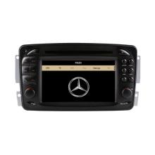 Auto DVD GPS pour Mercedes-Benz Clk-W209 Radio Navigation