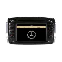 Auto DVD GPS for Mercedes-Benz Clk-W209 Radio Navigation