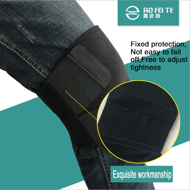 exquisite knee pad