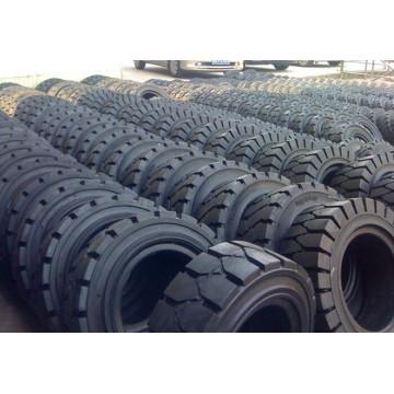 Pneu de biais, 4.00-8, 5.00-8, 16 X 6-8, Industral pneus pour chariot élévateur