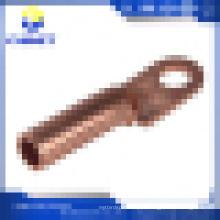 Connecteurs de câble en cuivre de type Dt avec bouchage d'huile