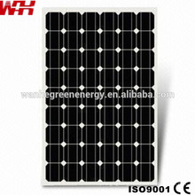 250W mono A grade solar panel