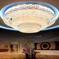 Maßgeschneiderte zeitgenössische Kronleuchter Beleuchtung quadratische Kristalldecke lamp16414