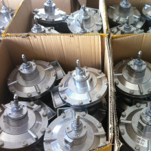 Direct Pass Electromagnetic Pulse Valve