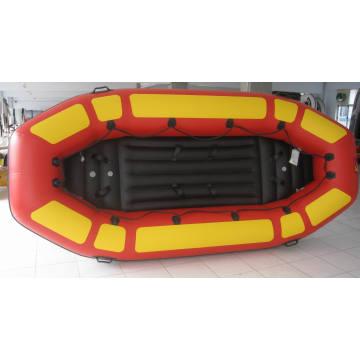 Los niños del cabrito juguete PVC bote inflable con Airpillow de Rafting