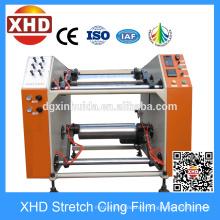Film Rewinding and Slitting Machine, Stretch Film Rewinding Machine