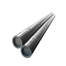 Painted Beveled Fixed Length Galvanised Pipe Steel Lancar