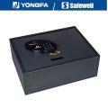 Safewell Ds01 Modell Rl Panel Schublade sicher für Office Hotel
