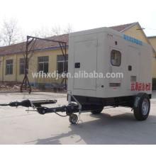 Heißer Verkauf 20KVA-1500KVA wassergekühlter beweglicher Generator mit CER