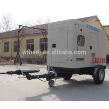 Hot sales 20KVA-1500KVA water-cooled portable generator with CE