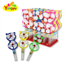 Funny Double Fan Toy Candy