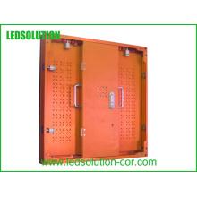 Telão LED para locação ultrafino e leve
