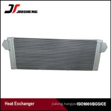 China Aluminum Excavator Oil Cooler For Kobelco SK260-8