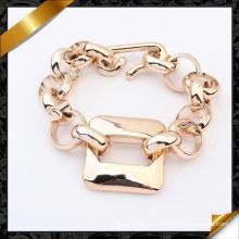 Pulsera cuadrada joyería hecha a mano de moda (fb080)