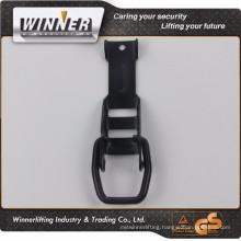 50mm black electrophoretic paint belt buckle manufacturers